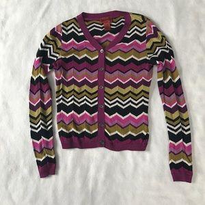 Missoni Other - Missoni Chevron Cardigan Sweater