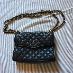 Rebecca Minkoff Handbags - Rebecca Minkoff Studded Mini Affair Shoulder Bag