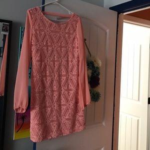 Ya Los Angeles Dresses & Skirts - Pretty pink dress