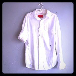 Z Spoke by Zac Posen Tops - Z Spoke by Zac Posen crisp white shirt tunic
