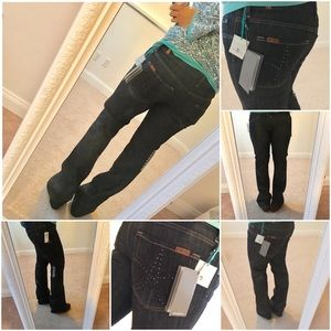 """7 For All Mankind Denim - NEW💙👖AMAZING 7FAM A Pocket Jeans👖32 13/14 34""""!!"""