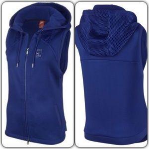 Nike Jackets & Blazers - Nike Court Hooded Tennis Gilet Vest