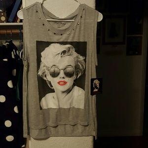 Maralyn & Me Tops - Marilyn Monroe shirt