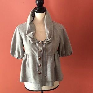 Moschino Jackets & Blazers - Moschino Grey Jacket