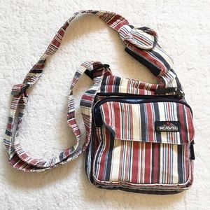 Kavu  Handbags - Red,white, and blue Kavu cross body bag