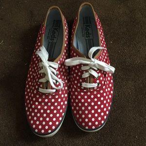 Polka Dot Keds Sneakers