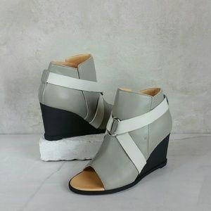 Maison Martin Margiela Shoes - MM6 MAISON MARTIN MARGIELA open toes ankle boots
