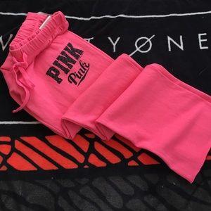 PINK Victoria's Secret Pants - VS PINK Boyfriend pants new XS