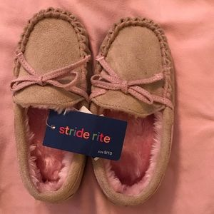 Stride Rite Other - Stride Rite little girl moccasins
