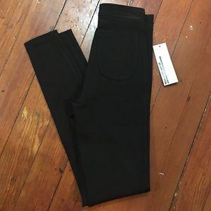 American apparel matte disco pants