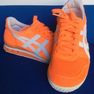Onitsuka Tiger by Asics Shoes - Onitsuka tiger sneakers bright orange