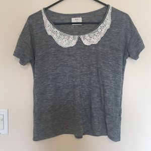Urban Outfitters Top with Lace detailing.