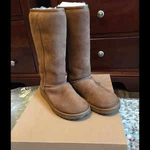 UGG Classic Tall Chestnut boots