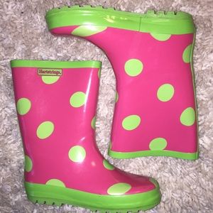 Hartstrings Other - Girls' Hartstrings rain boots...Size 3