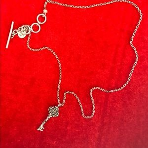 Lois Hill Jewelry - Retired 925 Lois Hill Key Necklace