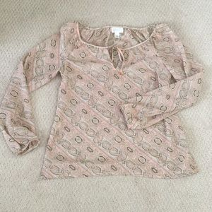 Ann Taylor Loft Tops - Ann Taylor Loft blouse 👚