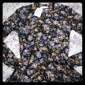 Free People Dresses & Skirts - NWT Lush stretchy skater floral dress