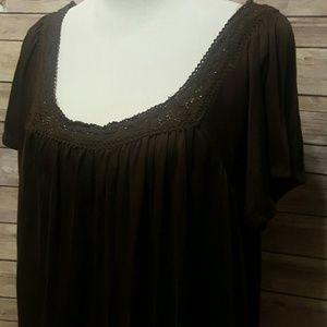 Tops - Beautiful brown blouse