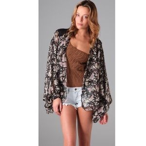 Winter Kate Tops - Winter Kate Flying Fox Jacket   Size S runs large