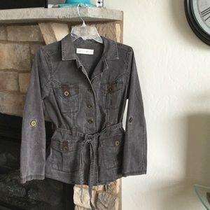 Fashion Bug Tops - Jacket looking top