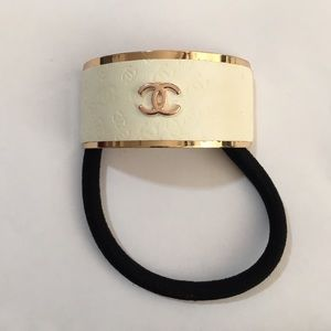 CHANEL Other - CHANEL HAIR TIE