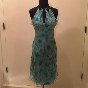 Alberta Ferretti Dresses & Skirts - Stunning Alberta Ferretti Silk Dress