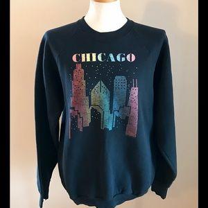 90s Vintage Chicago Sweatshirt