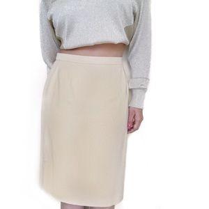 Escada Dresses & Skirts - • Escada • Wool Skirt