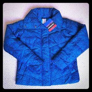 Blue Patagonia Geoharmony Coat