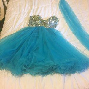 Night Moves Dresses & Skirts - Prom dress