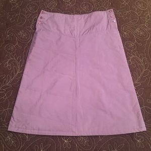 Gianfranco Ferre Dresses & Skirts - Gianfranco Feree Thermore Skirt Purple Size 14