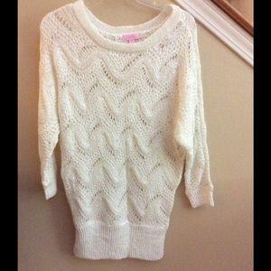 Lilly Pulitzer Larissa Dolman Sleeve sweater