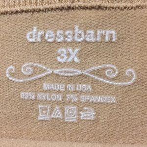 585a1e54f7 Dress Barn Intimates   Sleepwear - 3X ShapeWear NWT