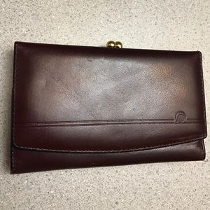 Omega Handbags - leather wallet