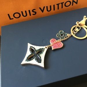Louis Vuitton Accessories - LV KEYCHAIN/ BAG CHARM BRAND NEW