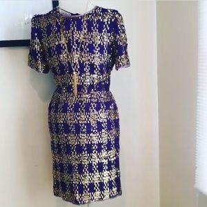 Authentic Original Vintage Style Dresses & Skirts - Sequin party dress (Vintage!)