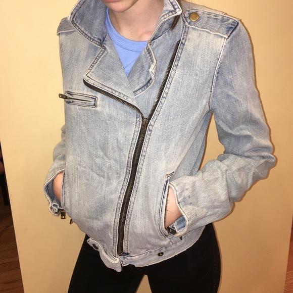 Gap jacket zipper