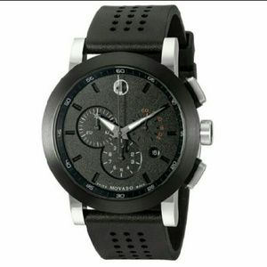 Movado Other - NWT Movado $1,200 chronograph watch