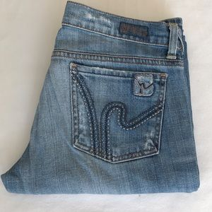 Citizens of Humanity Denim - Citizens of Humanity distressed jeans