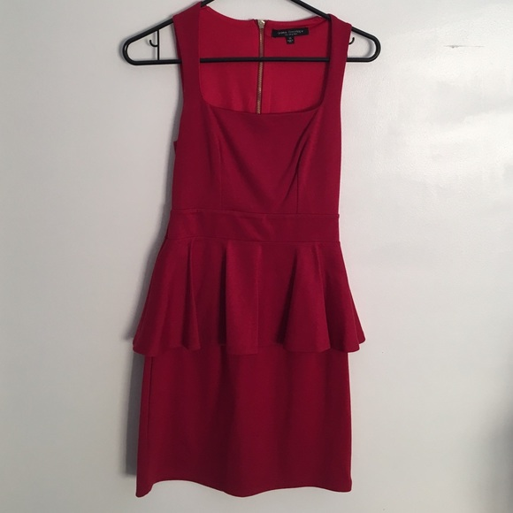 Nordstrom Dresses - Luxe Cherry 🍒 Red Nordstrom Dress