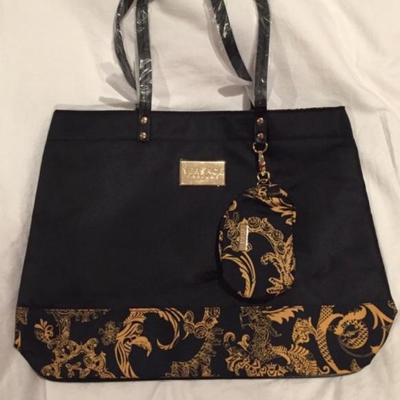 Versace Parfums Bag NWT