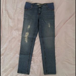 Topshop MATERNITY Denim - Topshop Maternity Jeans Size 6