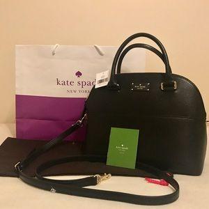 kate spade Handbags - Kate Spade ♠️ Carli Leather Satchel Crossbody bag