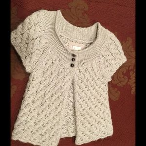 KAISELY WOOL SWEATERREDUCED