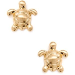 Cara Couture Jewelry - REDUCED: Cara Couture Jewelry Turtle Earrings