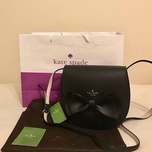 kate spade Handbags - Kate Spade ♠️ Tegan Bow crossbody handbag