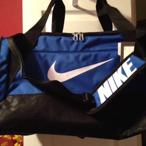 b4458c69f2e Nike Bags   Brasilia 6 Medium Duffel Bag Royal Blue   Poshmark