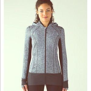 lululemon athletica Jackets & Blazers - Lululemon daily practice zip up jacket
