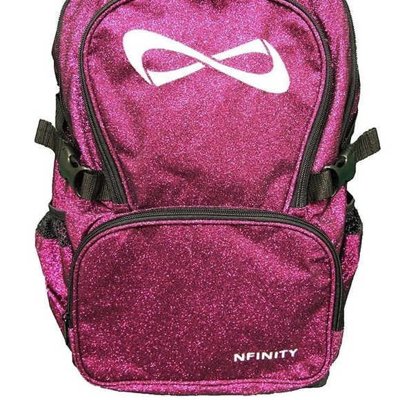 Bags | Desperately Iso Pink Sparkle Nfinity