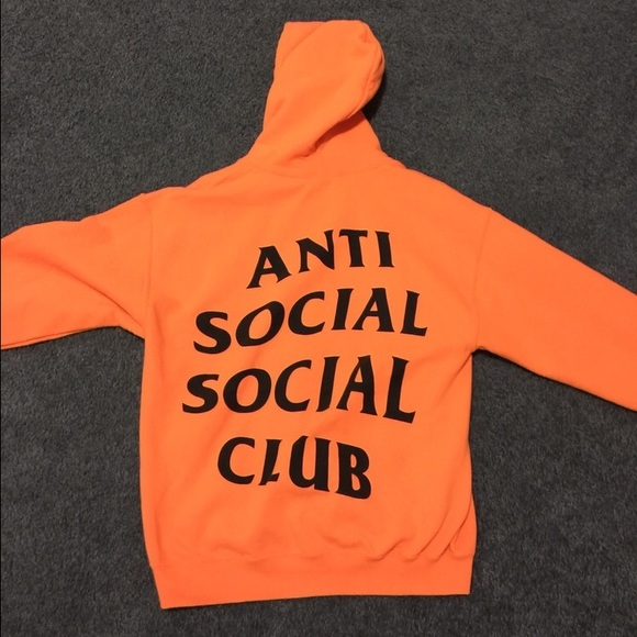 00d136bea5a1 Anti Social Social Club Other - Anti Social Social Club x Undefeated hoodie  size M